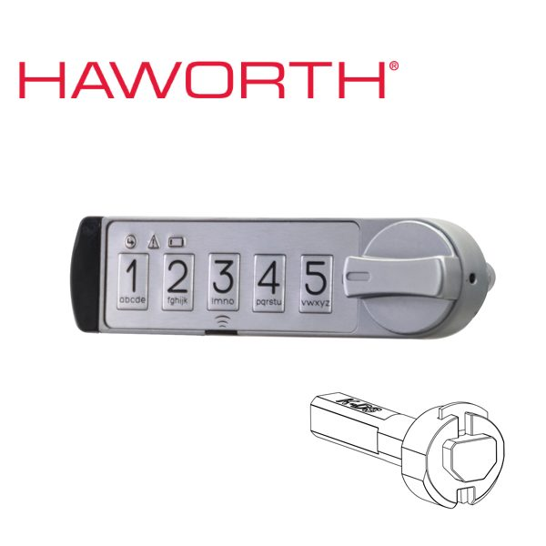 haworth-microIQ-lock